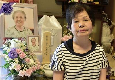 グローバルケアの葬儀をご利用いただいたお客様からの声:大崎様