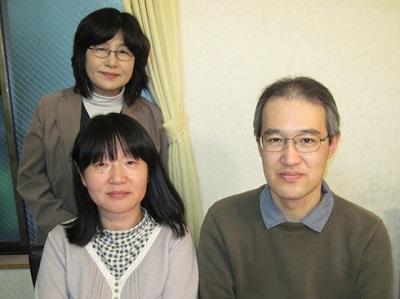 グローバルケアの葬儀をご利用いただいたお客様からの声:松本文彰様(右)